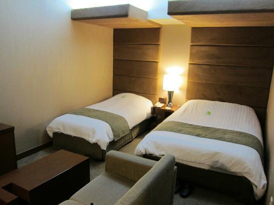 Metro Hotel: Deluxe Room