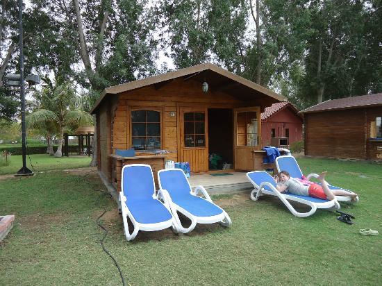 Umm Al Quwain, สหรัฐอาหรับเอมิเรตส์: our cabins