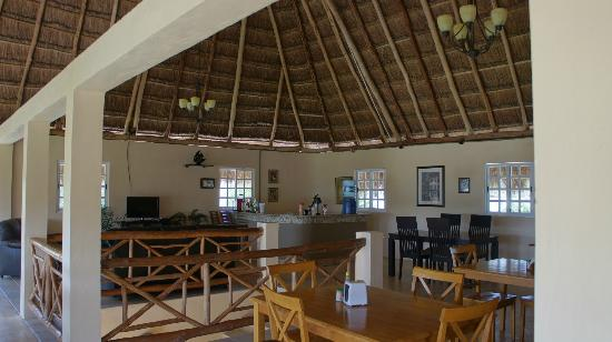 Bacalar Lagoon Resort: Restaurant
