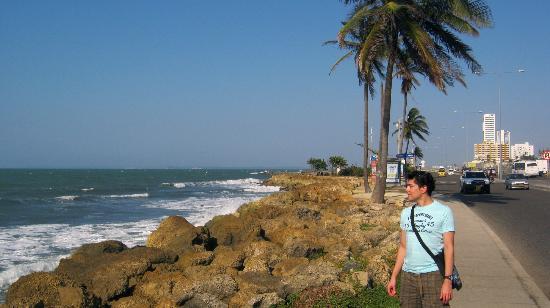 Hotel Stil Cartagena: mar altura ciudad amurallada