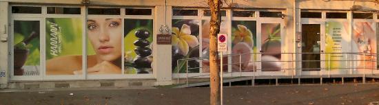 Hamami Wellness Club: foto esterni