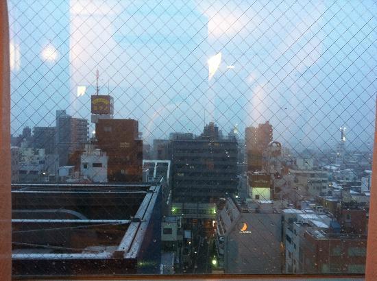 Toyoko Inn Ikebukuro Kita-guchi 1 : view from room