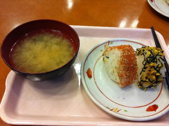 Toyoko Inn Ikebukuro Kita-guchi 1 : breakfast