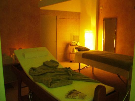 Hamami Wellness Club: una delle aree destinate ai massaggi