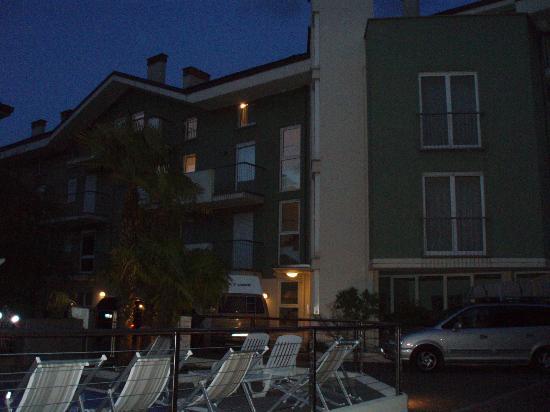 Residence Paradise : hotel