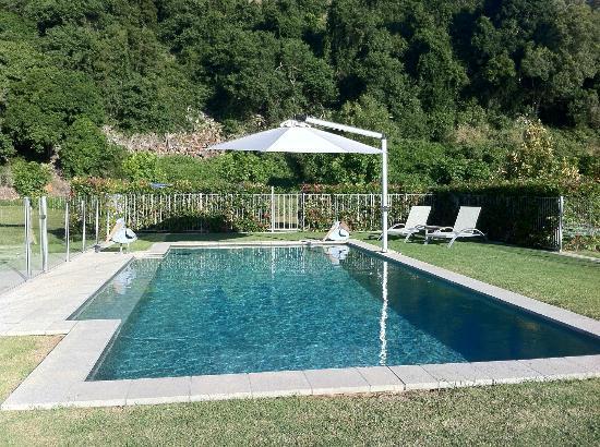 The Bunyip Scenic Rim Resort: Swimming pool (Chlorine free)