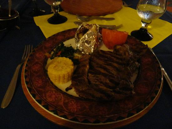 Hotel Riu Vallarta: Food-Steakhouse