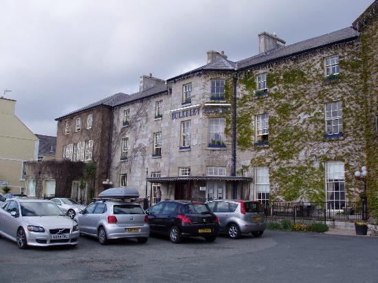 The Bulkeley Hotel: Bulkeley Hotel, Beaumaris-14/4/2012