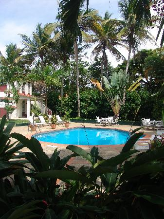 Tropix Hotel: View of pool area