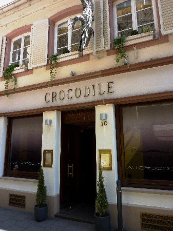 c viche de goujonnette de bar la poutargue picture of au crocodile strasbourg tripadvisor. Black Bedroom Furniture Sets. Home Design Ideas