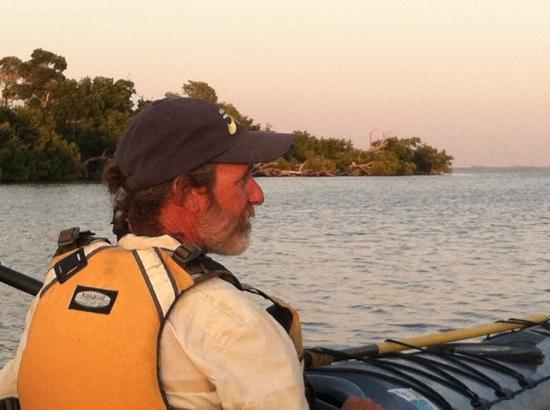 Captiva Kayak Company & Wildside Adventures : Greg, your naturalist guide