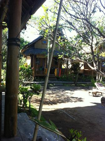 Kubu Lalang: 3-bed cottage