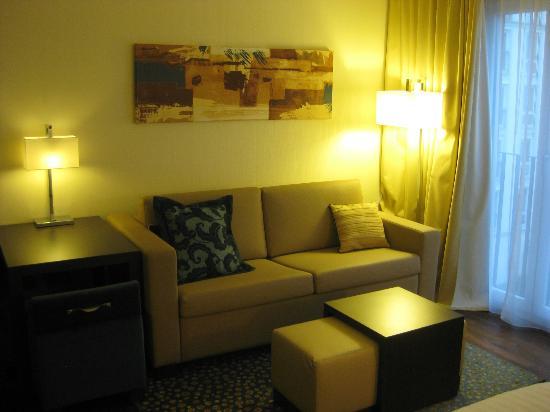 Residence Inn München City Ost: Living Area