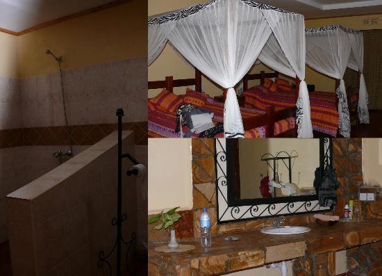 Kudu Lodge & Camp: Zimmer