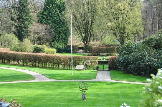 Hotel Landgoed Het Roode Koper - Relais & Chateaux : Tuin