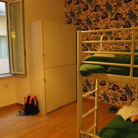 La Controra Hostel Rome: Family room (4)
