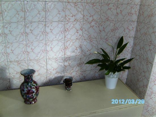 Camera Guesthouse: Bathroom