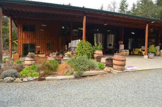 Wooldridge Creek Winery and Vineyard : Wooldridge Winery