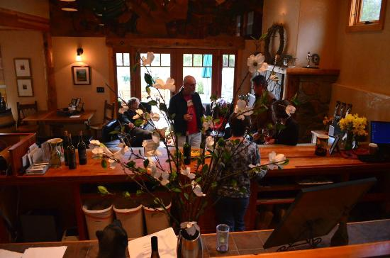 Wooldridge Creek Winery and Vineyard : Tasting room