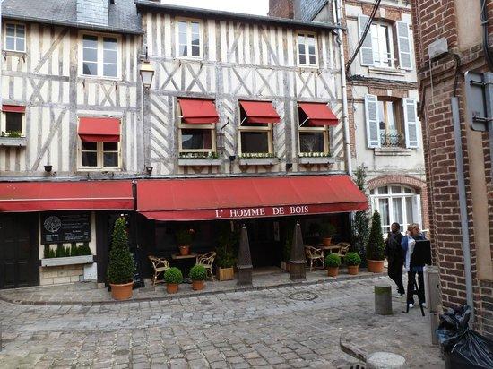 Restaurants Pas Chers Pres D Honfleur