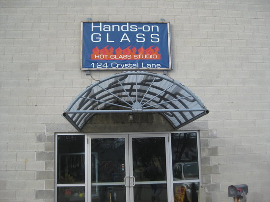 Hands On Glass Studio, Corning
