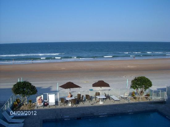 Lotus Boutique Inn & Suites Daytona Beach / Ormond Beach : Ocean View