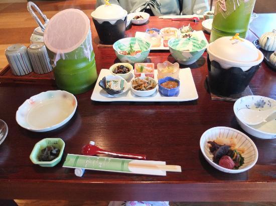 Taketoritei Maruyama: Breakfast