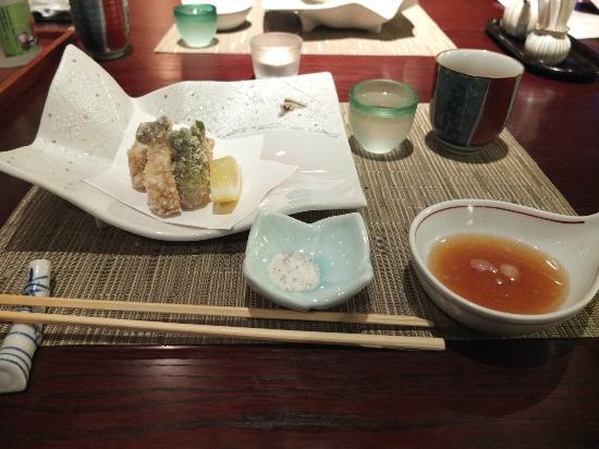 Taketoritei Maruyama: Tempura