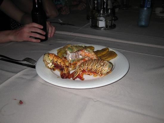 El Timon: Lobster tails