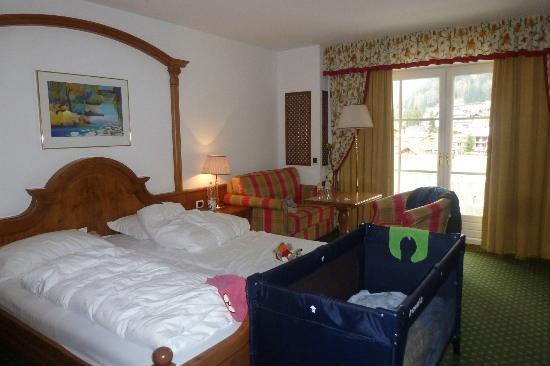 Cavallino Bianco Family Spa Grand Hotel: siamo un po' disordinati