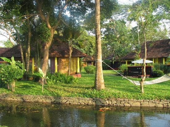 Vivanta by Taj - Kumarakom: Hotel Grounds