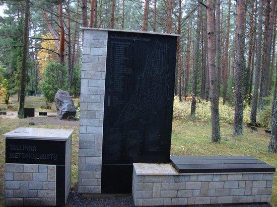 Metsakalmistu Cemetery