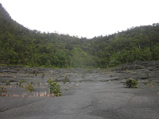 Kilauea Volcano Military Camp: You sort of feel like you're on another planet.