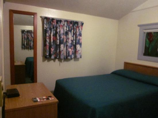 Kilauea Volcano Military Camp: Bedroom