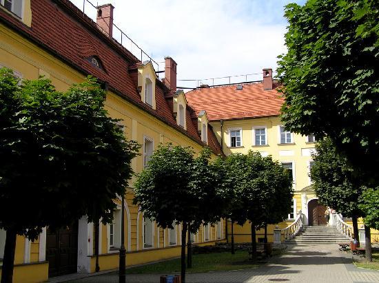 Regional Court House, historical building (Sąd Rejonowy w Rybniku)