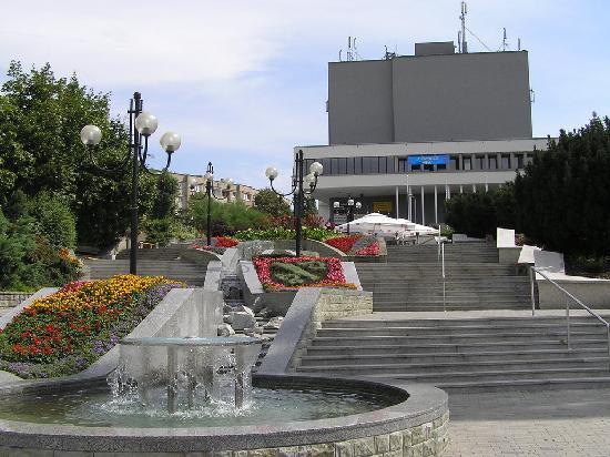 Rybnik's Cultural Center (Teatr Ziemii Rybnickiej)