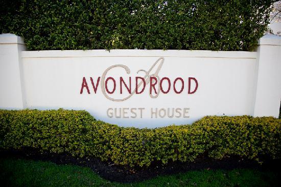 Avondrood Guest House: Avondrood Franschhoek