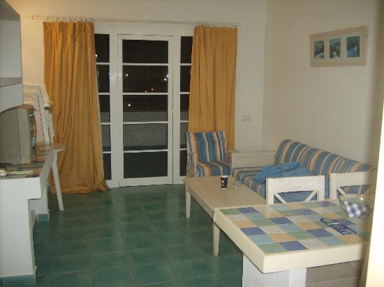 Apartamentos THe Morromar: Living room