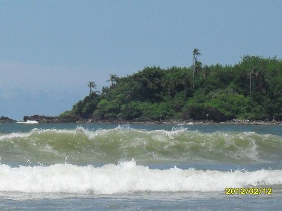 Ilha das Cabras - Praia Central