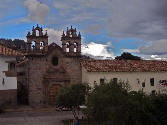 Inkaterra La Casona Relais & Chateaux: view from our room