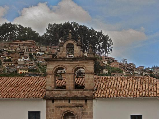 Inkaterra La Casona Relais & Chateaux: view from room