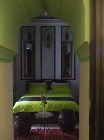Riad Tamarrakecht: suite