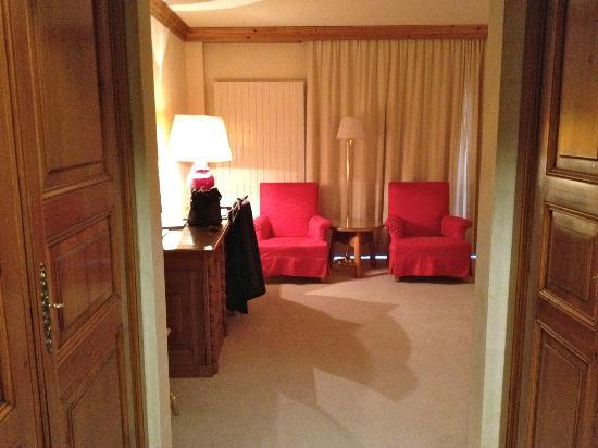 Hotel Royal : Chambre