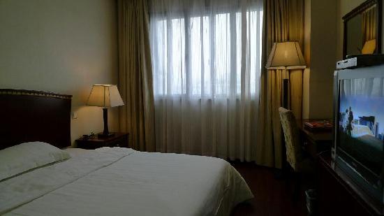 Jinjiang Inn Zhangjiagang Magnotel: room