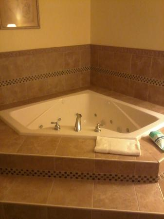 Econo Lodge Clairton: JACUZZI SUITE ROOM 103