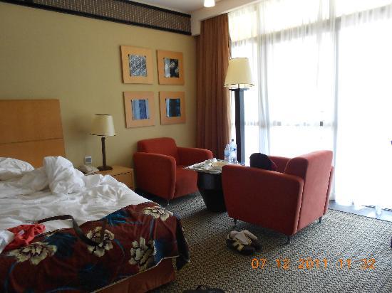 Le Meridien Ibom Hotel & Golf Resort : Room
