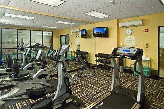 Courtyard Bangor: The Exercise Room - Open 24 hours for your convenience.
