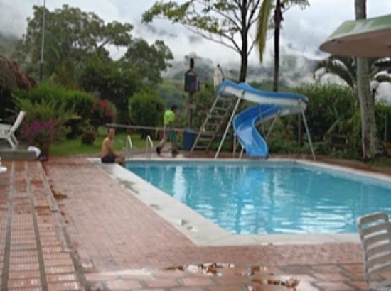 Mirador del Pipinta: Pool