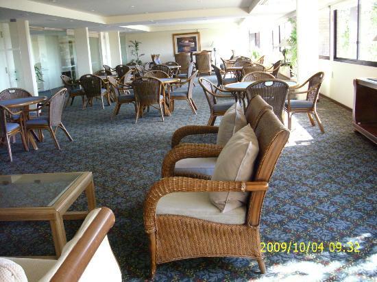 Arapey Thermal Resort and Spa: Salón de estar o para juegos de mesa. Muy confortable