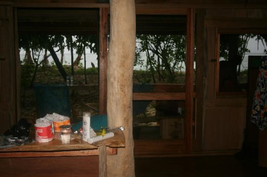 Togat Nusa Retreat: view from the room